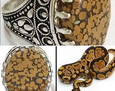 YemeniAqeeqShop on Etsy Silver Man, Silver Rings, Black Opal Stone, Snake Skin, Cuff Bracelets, Rings For Men, Gemstones, Unique Jewelry, Handmade Gifts