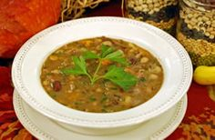 Recipe and how-to video: Cozy Beans and Grains Soup | PCC Natural Markets