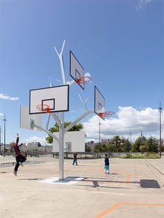 Bem Legaus!: Árvore de basquete