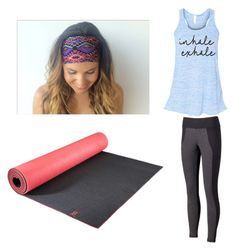 """Yoga"" by miaaking on Polyvore featuring beauty and Marika"
