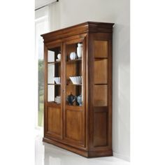 Vitrína AMZ3075A, Italský stylový nábytek, Provance