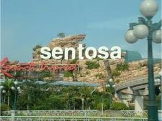 Sentosa - Enjoy the sunshine and beach! You can go to the casino over there as well.
