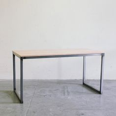 | #workdesks | 1 of 6 | functional simple handmade | #nativestandard #metalwork #woodwork #handmade by nativestandard