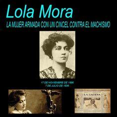 Atrapados por la imagen: LOLA MORA - ESCULTORA ARGENTINA