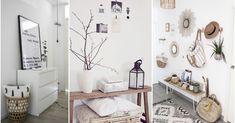 Recibidores pequeños para pisos pequeños: ¡no renuncies al encanto!