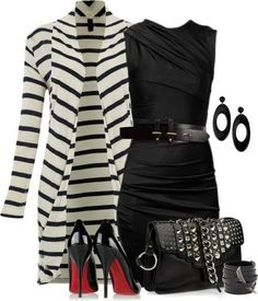 Outfits For Ladies, but without the jewelry