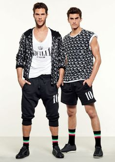 Dolce Men's Gym SS13