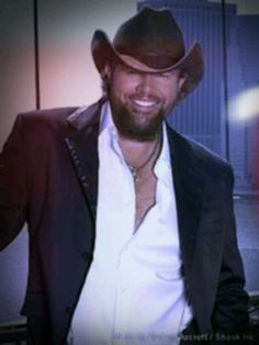 Toby Keith...hhhmmmm