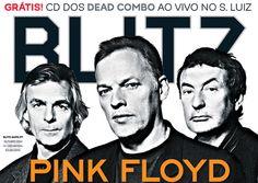 ThinkFloyd61: Pink Floyd na capa da BLITZ 100, em 26 de setembro...