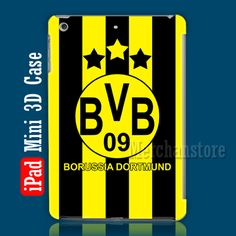 Borussia dortmund football club ipad mini 3d case ipad mini case borussia dortmund logo ipad mini 3d case voltagebd Images