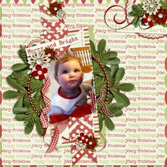 Kit - 'Merry and Bright' by Designs by CRK http://shop.scrapmatters.com/product.php?productid=12400=0=1  Template - 'Counting Blessings Vol.2' by Scrap-n-a-Snap http://www.browniescraps.com/shop/Counting-Blessings-Vol.-2-by-Scrap-n-a-Snap.html
