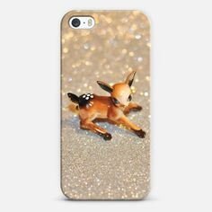 Its Snowing my Deer iPhone & iPod case by Lisa Argyropoulos | Casetagram