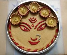 Discover Beautiful Navratri Aarti Thali Decoration Ideas You Can Also Use Them To Make Pooja