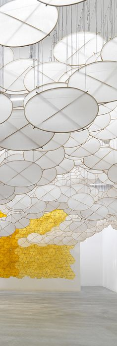 The Other Sun - Jacob Hashimoto