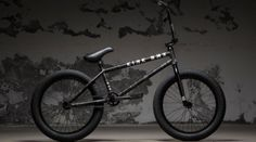2018 Kink BMX Solace Complete Bike   DETAILS: http://bmxunion.com/daily/kink-bmx-2018-solace-complete-bike/  #BMX #bike #bicycle #style #black #design #2018