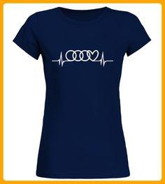 AUDI HEARTBEAT SHIRT - Auto shirts (*Partner-Link)