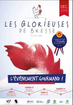Les quatre «Glorieuses de Bresse» s'annoncent.