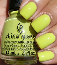 China Glaze S'More Fun // www.kelliegonzo.com
