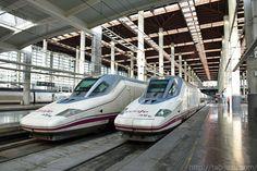スペイン南部の都市セビリアへ!電車・バス・飛行機での行き方 | TABI JOZU Seville, Train, Sevilla, Trains