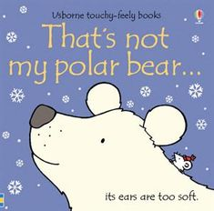 That's Not My Polar Bear - Usborne Books & More This delightful series of board books is aimed at the very young child. Bright pictures and touchy-feely patches are designed to develop sensory and language awareness. Fiona Watt, Bright Pictures, We Bear, Baby Development, Christmas Books, Cosy Christmas, Child Love, Illustrations, Infant Activities