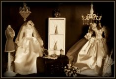 My dolls' attic ...  By Dynamique  sybesque