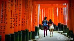 Kyoto, Japan, has long been considered one of the country's most beautiful cities. Once the capital of the nation, Kyoto is now an ultra-modern haven that retains a great deal of its ancient charm.  To