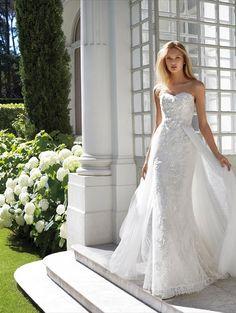 Image result for pronovias wedding dresses
