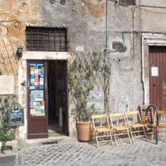 Soro Margherita Restaurant Jewish Getto Rome