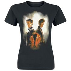 Day Of The Doctors - T-Shirt von Doctor Who