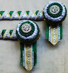 Pony browband and horse browband handmade for Waterside Society Scandal and Brescia House equestrian team