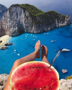 I want to be right there  / Navagio Shipwreck Zakynthos Greece Say Yes To Adventure