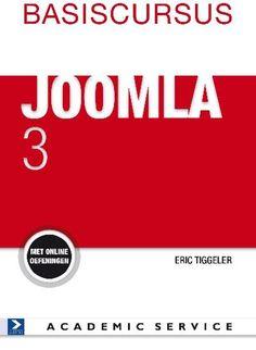 Basiscursus Joomla! 3 - Tiggeler, E. - Plaats:528.53 #Joomla