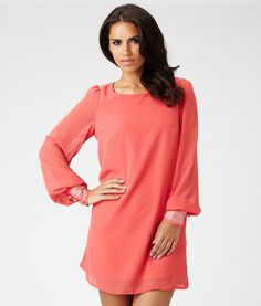 Coral Dress. To buy or not to buy, is the question!