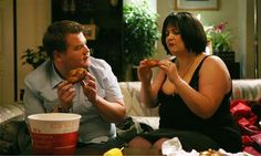 The comedy Gavin & Stacey will return for a new series, its creators Ruth Jones and James Corden told fans at a live outdoor radio show. Bbc Tv Shows, Movies And Tv Shows, British Tv Comedies, British Comedy, Ruth Jones, Morgana Le Fay, Supernatural Crossover, Gavin And Stacey, Art Of Seduction