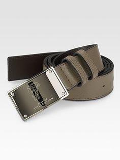 Real nice Versace trendy men's belt.