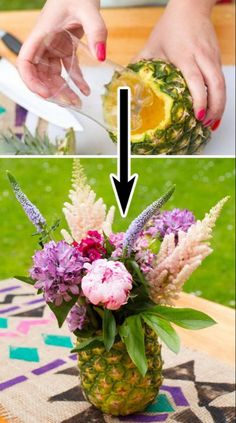 Beautiful Flower Arrangement Ideas Flowers are a beautiful creation of nature. In fact, even when they're not real, they still add a touch of decoration, color, even elegance sometimes to a room or event's venue. Beautiful Flower Arrangements, Floral Arrangements, Beautiful Flowers, Deco Floral, Flamingo Party, Tropical Party, Luau Party, Flower Decorations, Flower Centerpieces