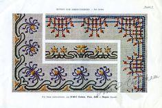 Gallery.ru / Фото #5 - Vintage DMC - Motifs for Embroideries No 3 - Dora2012