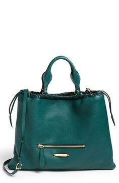 Burberry 'The Big Crush' Calfskin Tote available at #Nordstrom