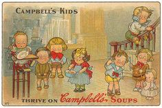 Campbell Soup Kids