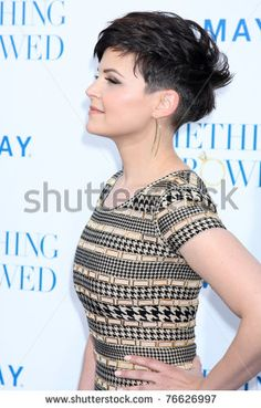 "LOS ANGELES - MAY 3:  Ginnifer Goodwin arriving at the ""Something Borrowed"" World Premiere at Grauman's Chinese Theater on May 3, 2011 in Los Angeles, CA by Helga Esteb, via ShutterStock"