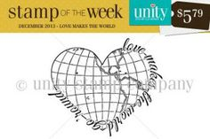 Stamp of the Week - LOVE MAKES THE WORLD