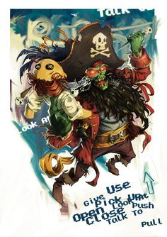 LeChuck's Revenge by CoolSurface on DeviantArt