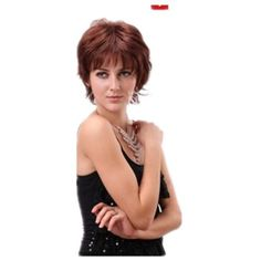 Women Wigs Light Brown Short Oblique Bangs Wavy Wigs For Middle Age Women Lace Wigs Hair Wigs by GOOACTION. $22.99. 100% Top Quality & Brand NEW. 100% Japanese Kanekalon (high quality one) made fiber wigs. Easy to care for and Wahs. Wash with normal shampoo in warm but not hot water. Shake off excessive water, wipe with a tower, and dry in air.. *Package: 1 wig + 1 free wig cap. It's fit for your Parties,Cosplay & Daily Use.. The size is adjustable,it can fit on most peo...