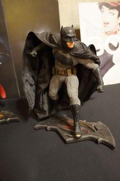 SDCC 2015: Batman as depicted in Batman v. Superman: Dawn of Justice
