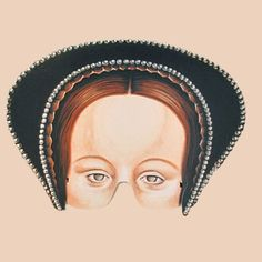 Anne Boleyn Mask