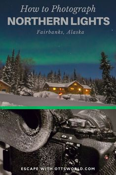 Northern lights photography isn't like other night photography; it has climate challenges. Use these tips to keep your gear and yourself working as the temperature drops. via @Ottsworld