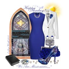 """""""Happy Sunday: """"Count Your Blessings!!!"""""""" by enjoyzworld on Polyvore"""