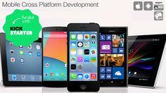 New Drag n' Drop Mobile App Creator by AprendeApps —Kickstarter