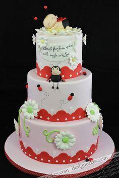 Children Cakes, baptism, birthday, Design Cakes