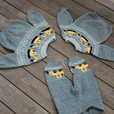 Baby Sweater Patterns, Baby Sweater Knitting Pattern, Baby Knitting Patterns, Ravelry, Boys Sweaters, Knitting For Kids, Drops Design, Cable Knit, Mittens